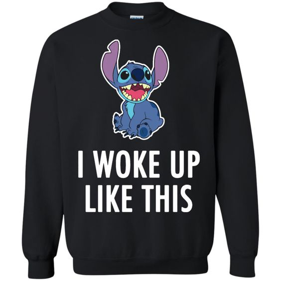 This Stitch Pullover Sweatshirt ER 26
