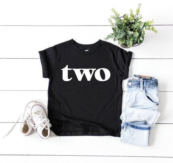 Two T-Shirt AI01