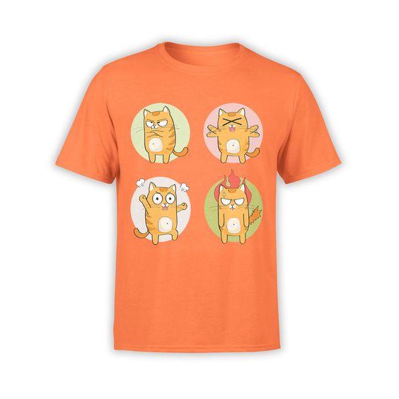 Unisex Cat T-Shirts AI