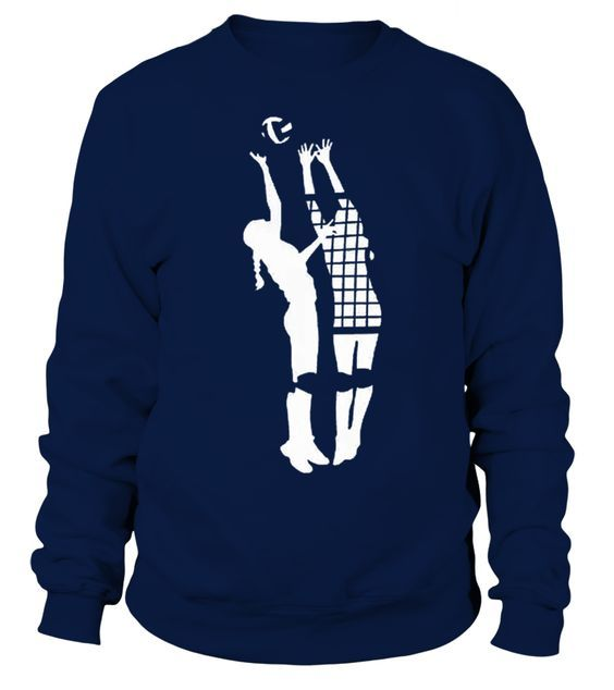 Volleyball Girl Sweatshirt FD01