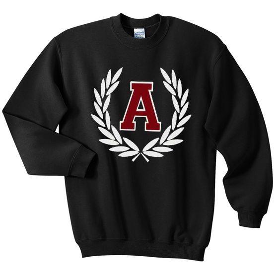 A-Logo Sweatshirt VL28N