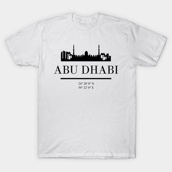 Abu Dhabi Classic T-Shirt EL6N