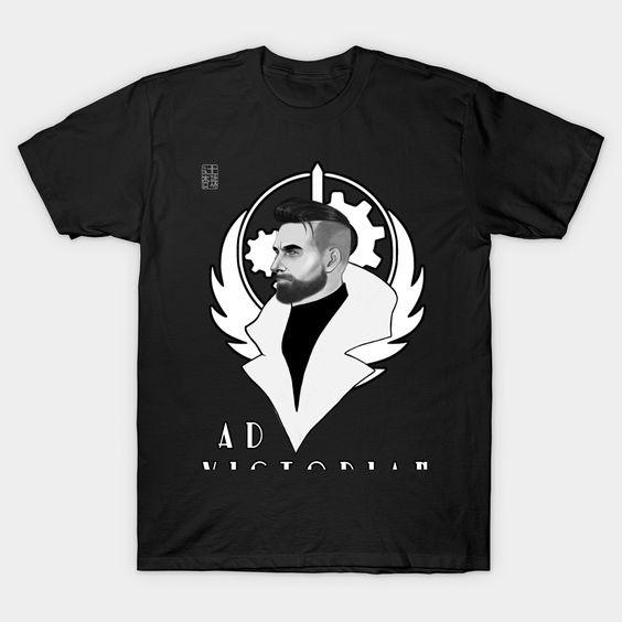 Ad Victoriam Classic T-Shirt N7FD