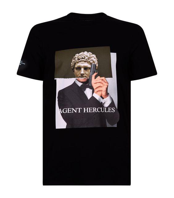 Agent Hercules T-Shirt FD11N
