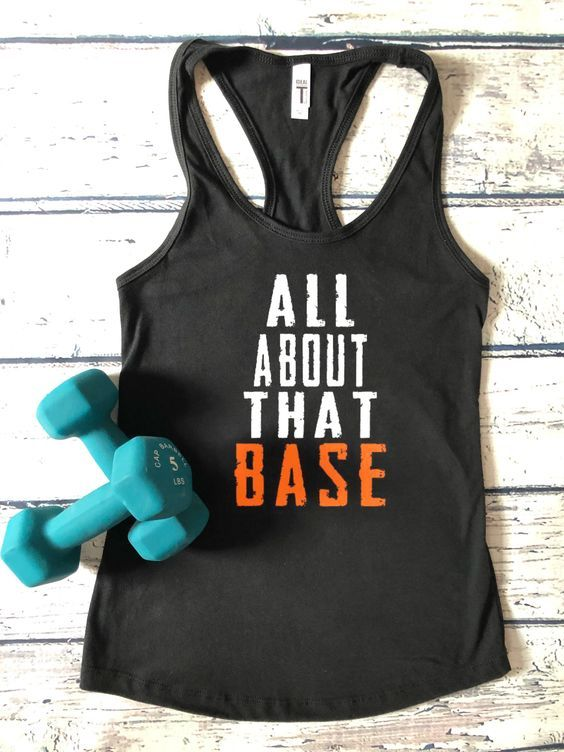 All About That Base Tank Top VL28N