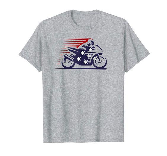 Amerika flag super Tshirt N25NR