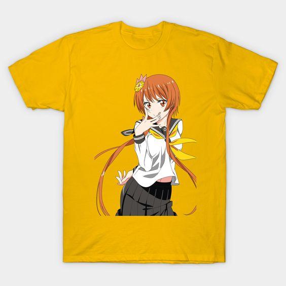 Anime Girl T shirt SR8N