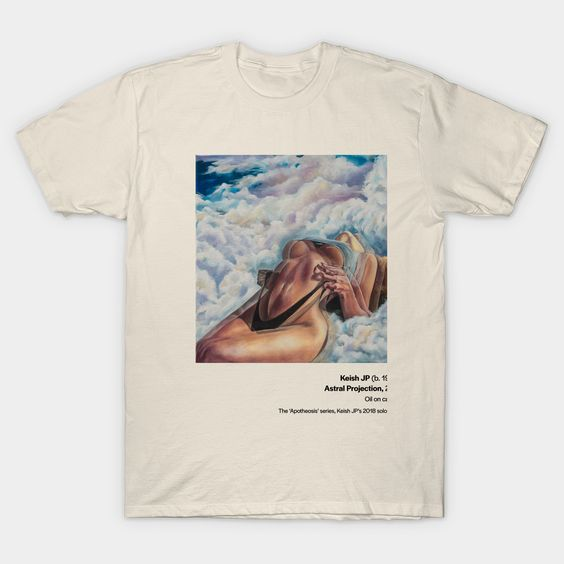 Astral Projection nude T-Shirt N7FD
