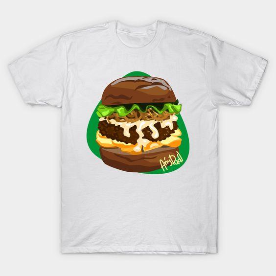 Aussie burger Tshirt N12EL
