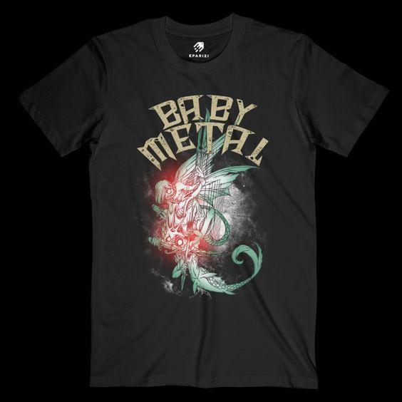 Babymetal Band T Shirt SR2N