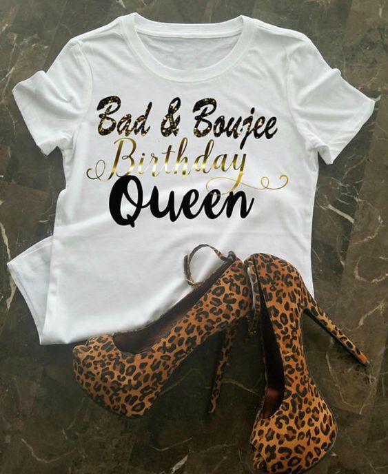 Bad & Boujee T-Shirt AV1N