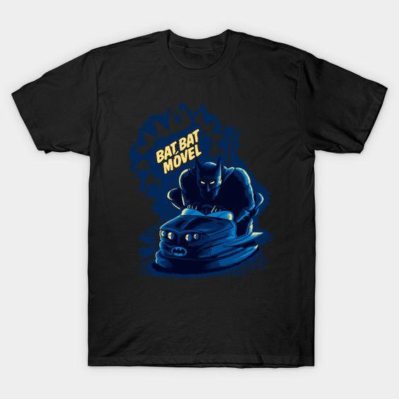 Bat Bat Móvel T-Shirt N28AR