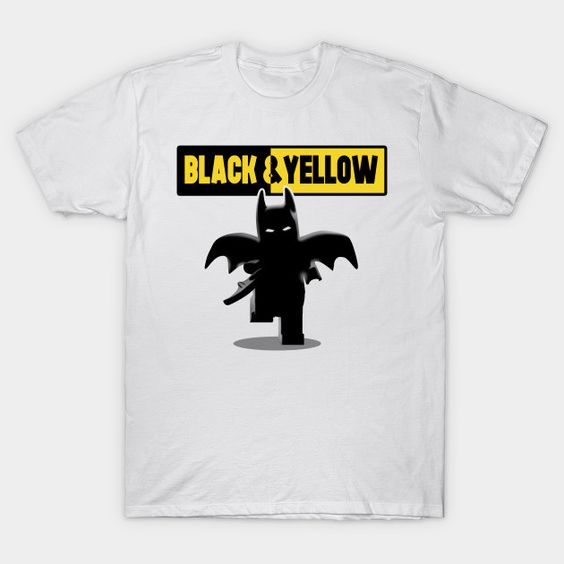 Bat and Yellow T-Shirt N28AR