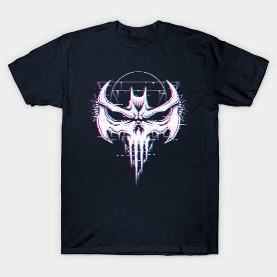 Batskull T-Shirt N28AR
