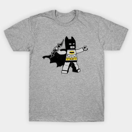 Batsy, batarang thrower T-Shirt N28AR