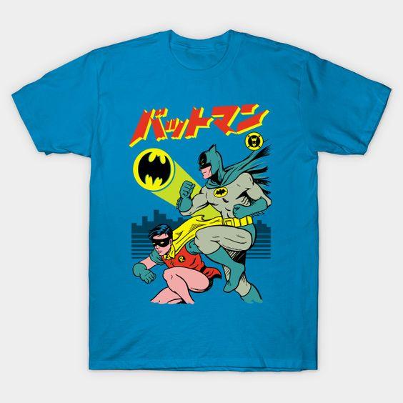 Battoman! T-Shirt N28AR