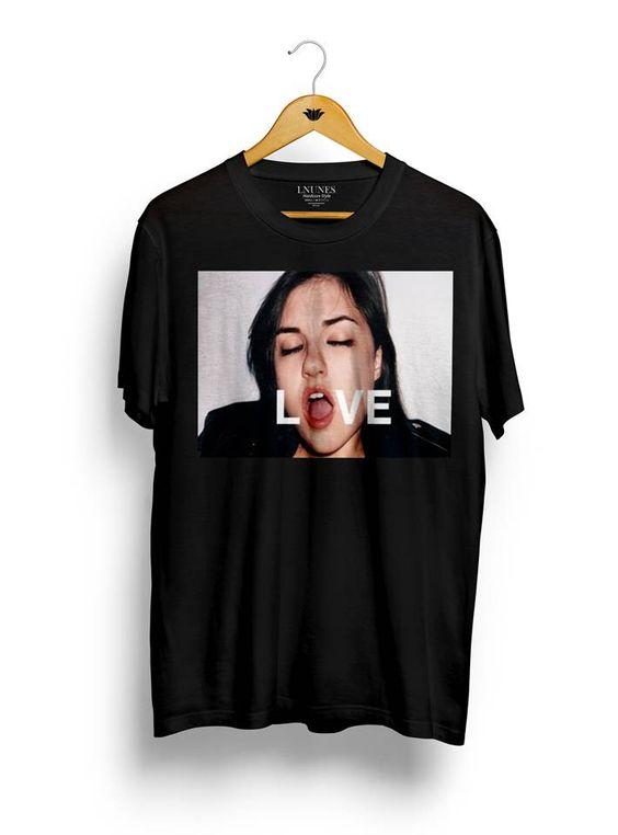Estampa Sasha grey T-shirt FD11N