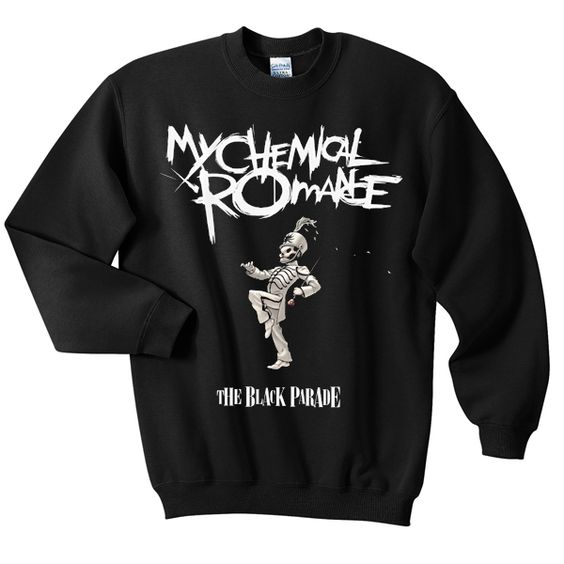 My Chemical Romance Sweatshirt VL28N