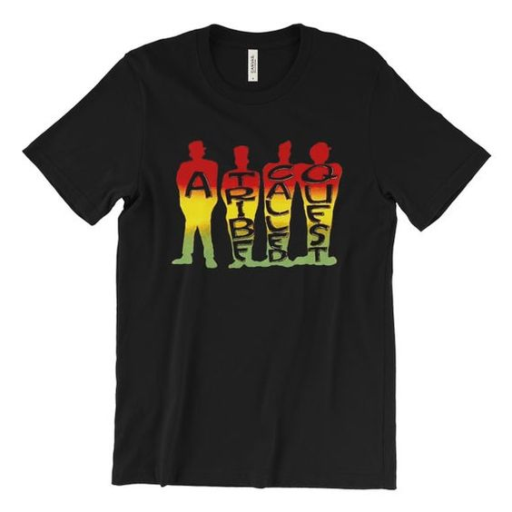 Tribe Called Quest T-Shirt VL28N