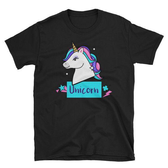 Unicorn T-Shirt AZ6N