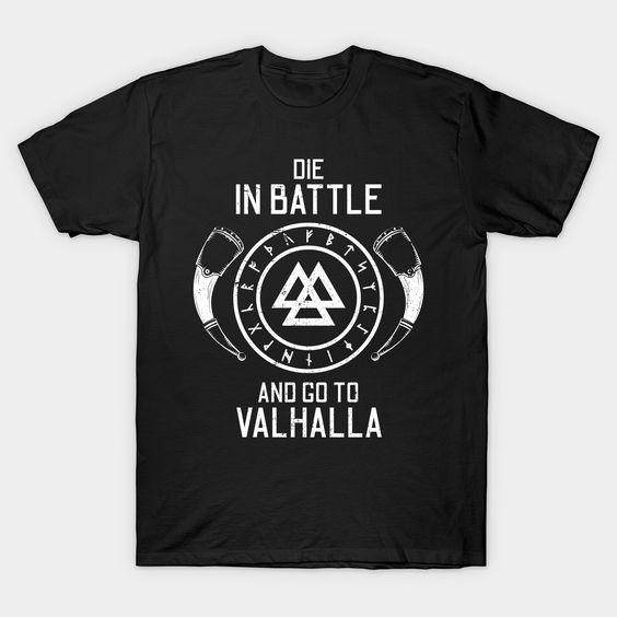 Valhalla Classic T-shirt N7FD