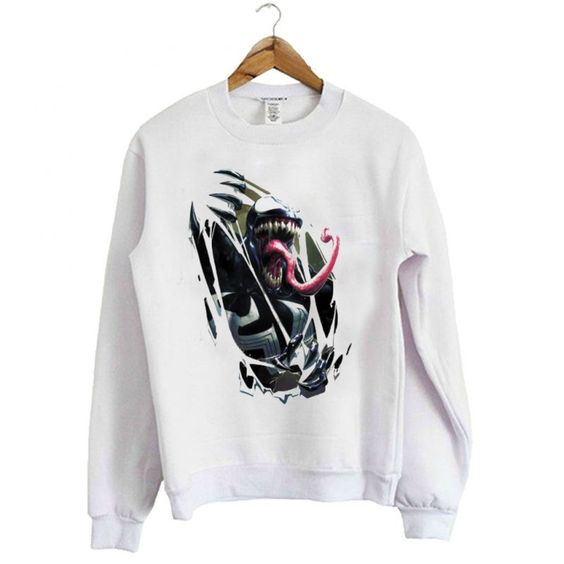 Venom Chest Burst Sweatshirt ER30N