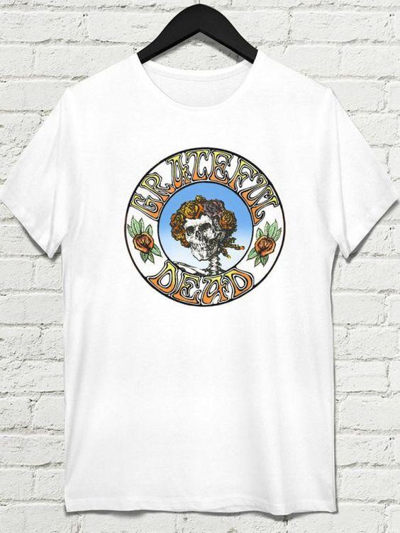 Vintage 70s Grateful Dead T-shirt FD28N