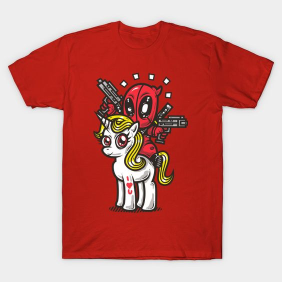A Unicorn T-Shirt DL24D