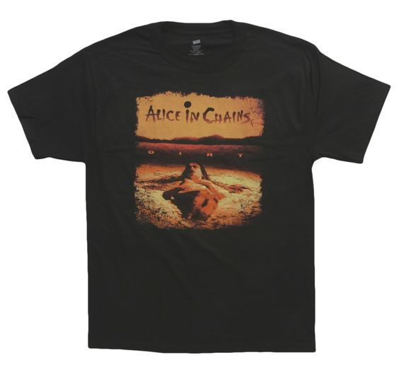 Alice in Chains Dirt T-Shirt DN24D