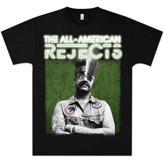 American Rejects Tough Guy T-Shirt DN24D
