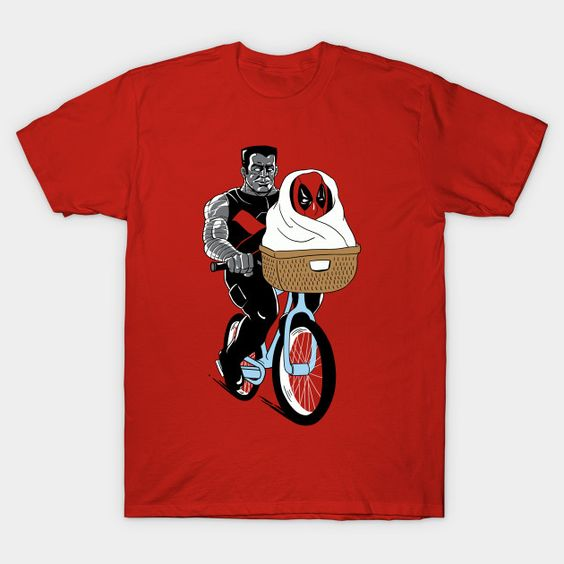 Anti Hero Bike Ride T-Shirt DL24D