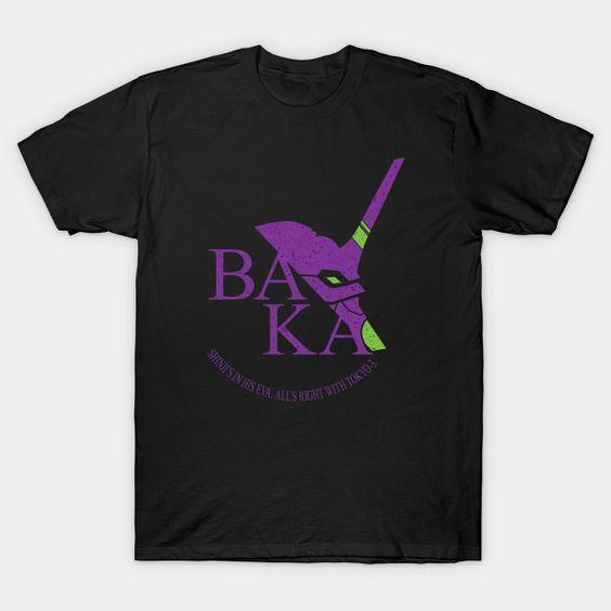 BAKA T-Shirt RS30D