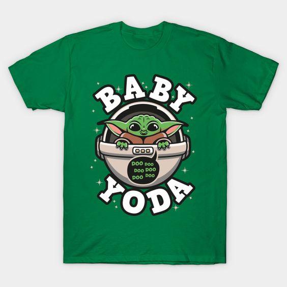 Baby Alien Doo Doo Doo (trace) T-Shirt DL24D