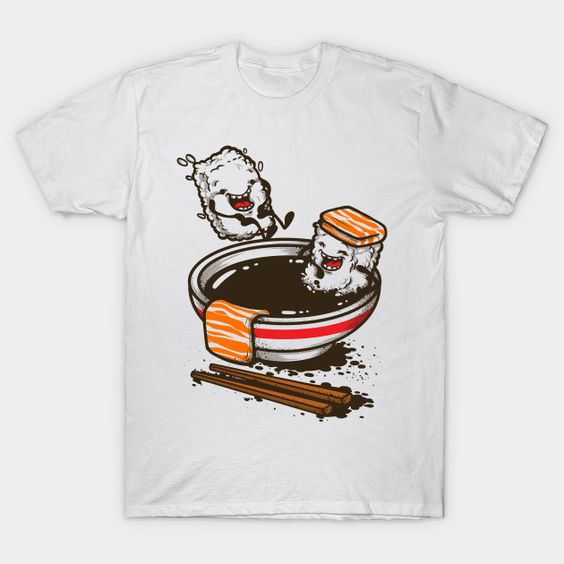 Banzushiii T-Shirt ND26D