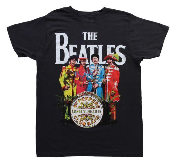 Beatles SGT Pepper T-Shirt DN24D
