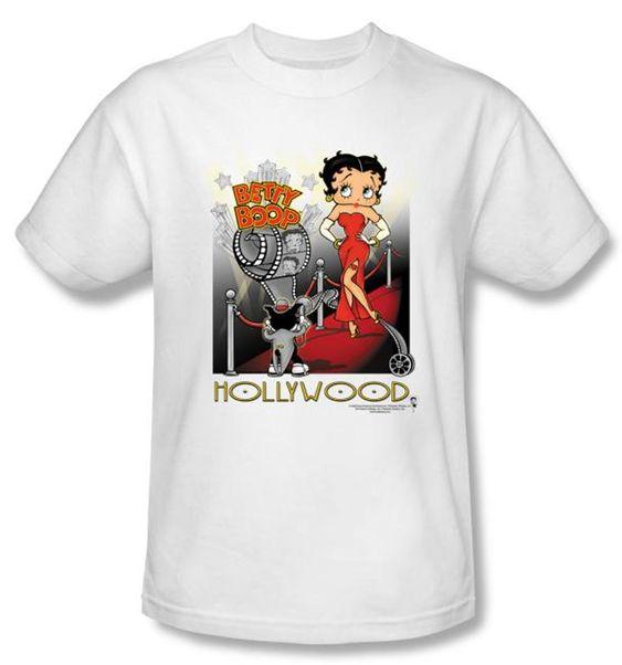 Betty Boop Kids T-shirt DL24D