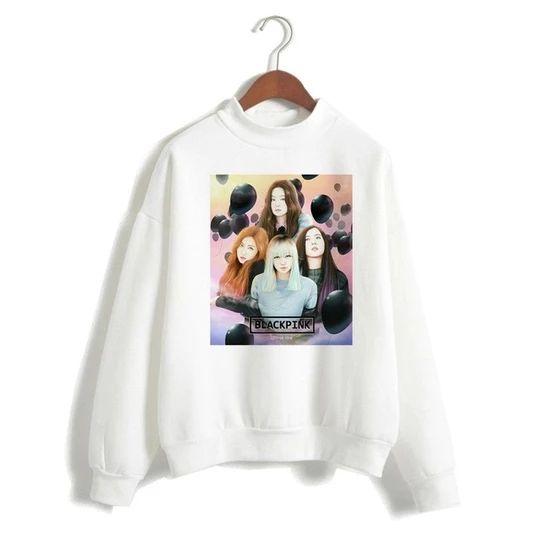 Blackpink Album Sweatshirt AZ5D