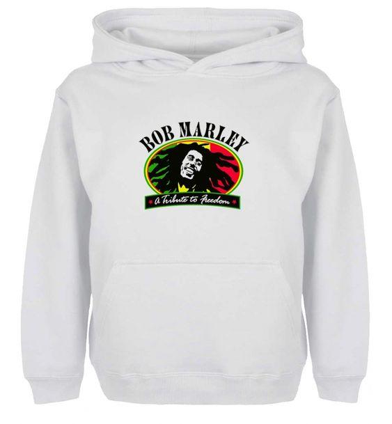 Bob Marley Hoodie EM2D