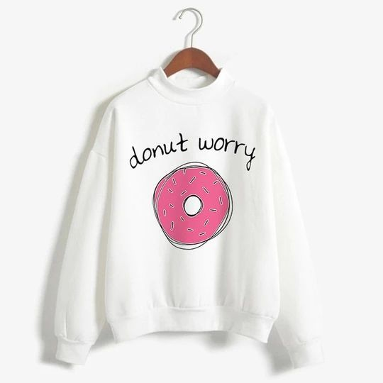 Donut Worry Sweatshirt D9VL