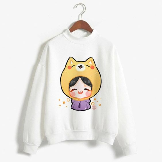 EXO Merchandise Sweatshirt AZ5D
