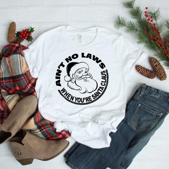 Santa Claus T-Shirt EM6D