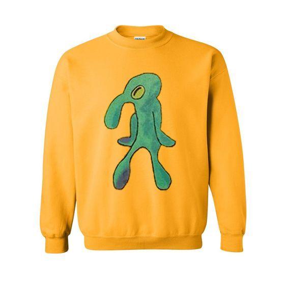 Squidword Tentacle Sweatshirt D9VL