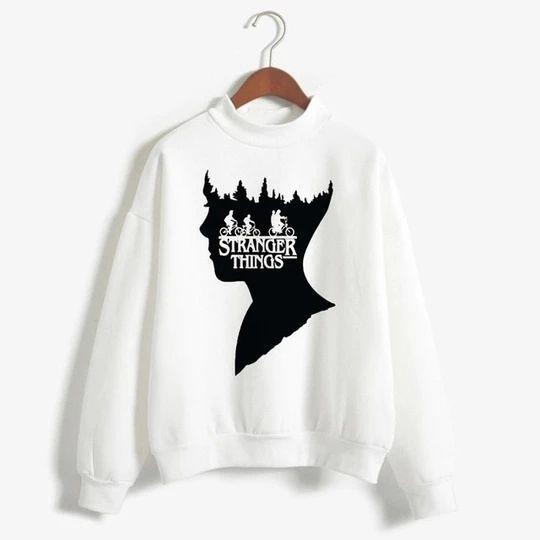 Stranger Things Printed Sweatshirt D9VL