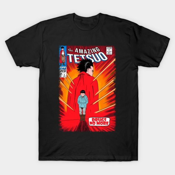 The Amazing Tetsuo T-Shirt RS30D