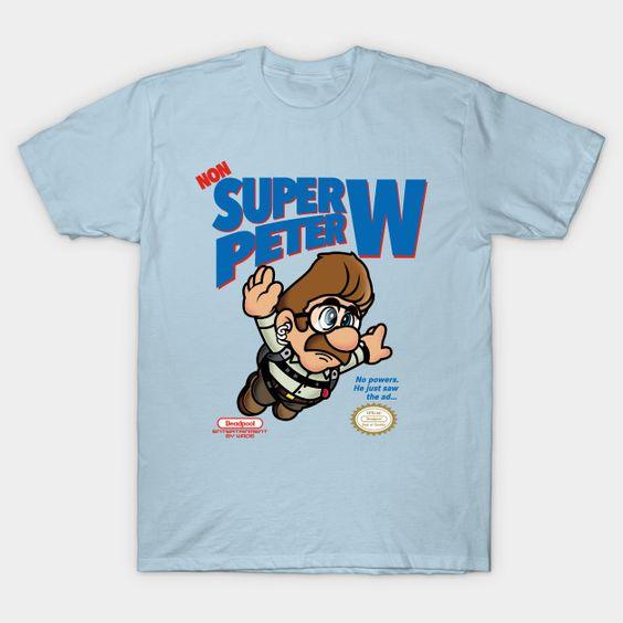 UnSuper Peter T-Shirt DL24D