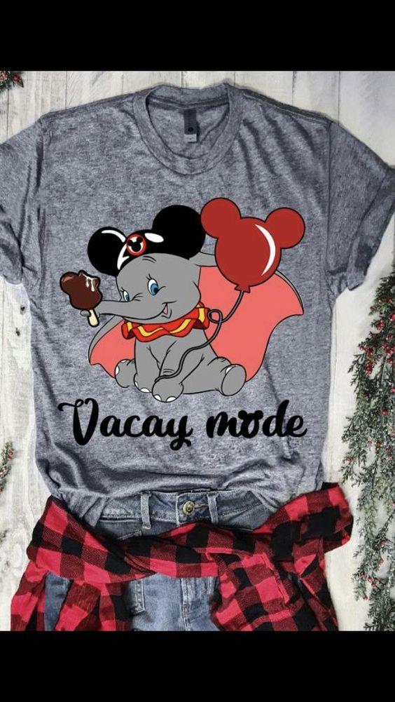 Vacay Mode T-Shirt EM6D