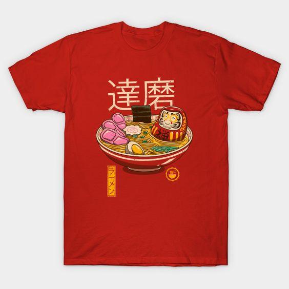 Zen Ramen T-Shirt ND26D