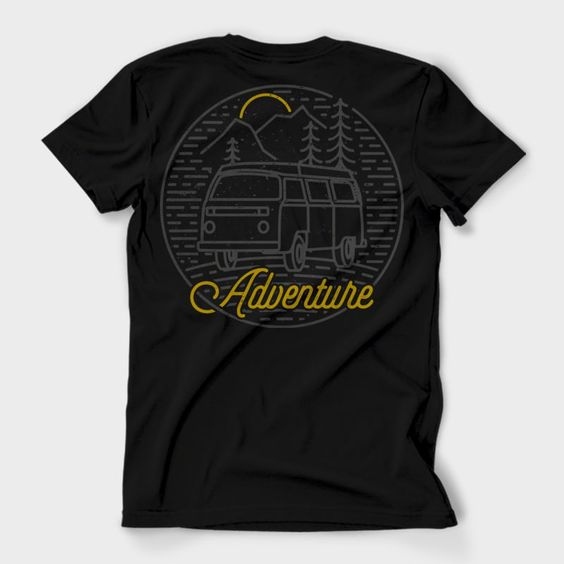 Adventure t-shirt ZR29F0