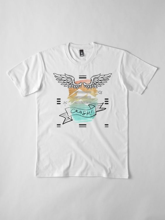 Angel wings Tshirt FD1F0