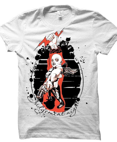 Vintage Graphic Tshirt ZR29F0